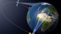 Europäisches Datenrelaissatelliten-Netz EDRS wird Wirklichkeit