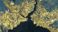 TerraSAR-X-Bild des Monats: Istanbul - Flächenfraß einer Metropole