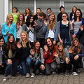 Girls'Day 2011 im DLR Köln