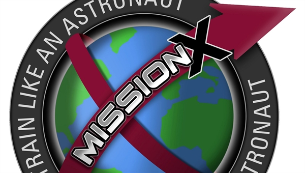 Missions%2dLogo: Train Like an Astronaut