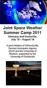 Flyer Summer Camp 2011