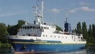 Schulungsschiff Nawigator XXI
