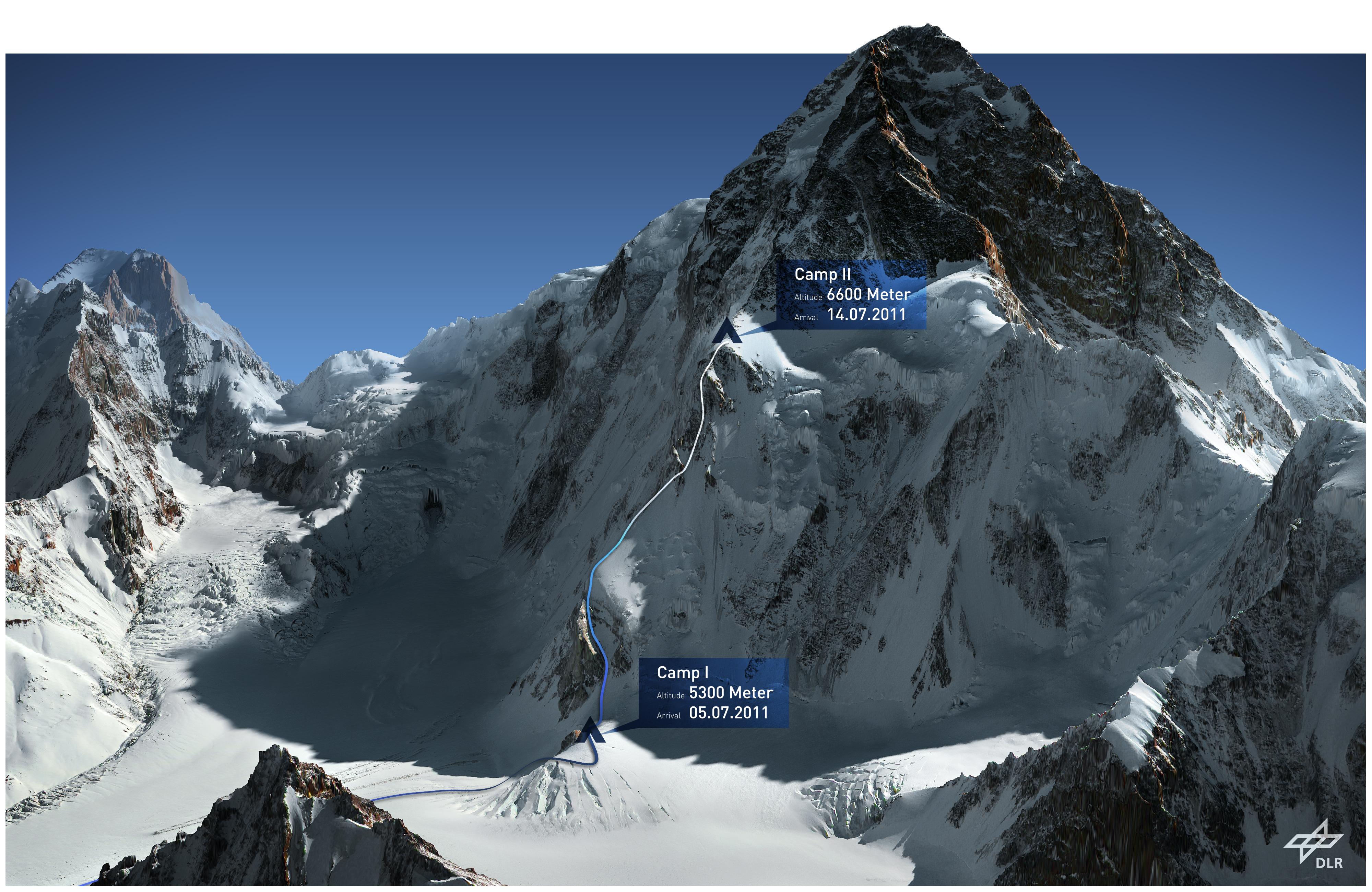 Bildergalerie  K...K2 Mountain Bottleneck
