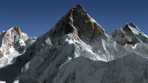 Nordwestgrat des K2