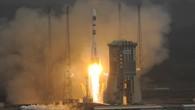 Start der beiden ersten Galileo%2dSatelliten ins All
