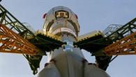 am 22. April 2008 hat die Sojus%2dFregat%2dRakete den Testsatelliten GIOVE%2dB ins All gebracht hat. GIOVE%2dB war der zweite der beiden Galileo%2dTestsatelliten, die für erste Versuche und Demonstrationen zum Galileo%2dNavigationssystem nötig waren. Die Rakete startete damals noch vom Weltraumbahnhof in Baikonour, Kasachstan.