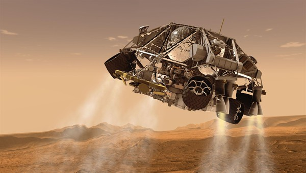 Countdown Start Marsrover Curiosity: Weniger als 24 Stunden, Live-Übertragung Start im Video Stream, Marsrover Curiosity, aktuell, Live, Live Stream, Video, Video Stream, Fotos Fotogalerie, NASA, November, 2011,