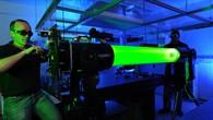 Mit Lasern Weltraumschrott detektieren