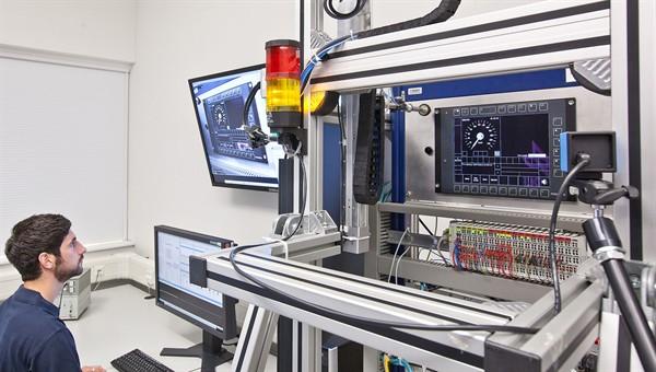 Das eisenbahntechnische Labor
