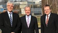 Bundesumweltminister Röttgen beim DLR in Köln