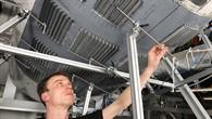 Cooling Center %2d neuartiges Kühlsystem im Flugzeug%2dHeck