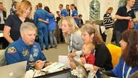 Direkt mit Astronauten sprechen