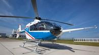 """Fliegender Hubschrauber Simulator"" EC%2d135 FHS"