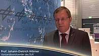 Interview mit Prof. Johann-Dietrich Wörner zur ILA 2012