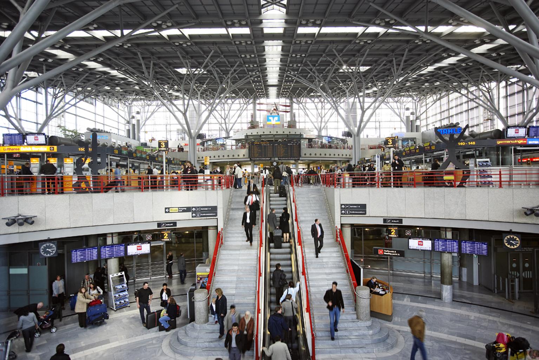Zurich Airport Car Rental Centre