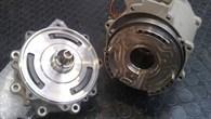 Faserkeramik bremst Propeller