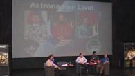 Astronauten im Auditorium