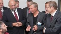 Im Gespräch mit dem Wirtschaftsminister Harry Glawe
