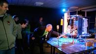 MUSC: Kontrollzentrum für Raumfahrtexperimente