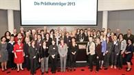 Prädikatsträger 2013