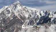 Gletscher und Gebirge in 3D: DLR-Spezialkamera fliegt erstmals über dem Himalaya