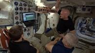 Fußball%2dWM auf der ISS