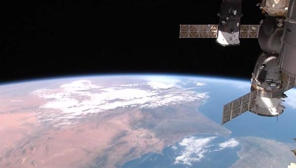 Columbus Eye - Spektakuläres Unterrichtsmaterial aus dem Weltraum