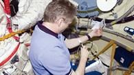 SkinCare auf der ISS