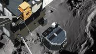 Mit Sonden, Kameras und Spektrometern dem Kometen Churyumov%2dGerasimenko ganz nahe
