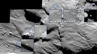 Philaes Abstieg auf den Kometen 67P/Churyumov–Gerasimenko