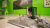 Weltraumausstellung Outer Space in Bonn eröffnet