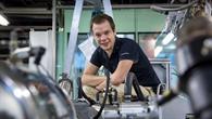 Florian Kock vom DLR%2dInstitut für Fahrzeugkonzepte