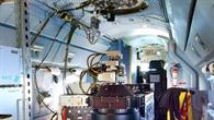 HALO%2dKabine mit wissenschaftlichen Instrumenten
