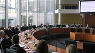 Prof. Thess präsentiert im Bundestag Neues zur Wärmewende