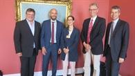 Das DLR zu Gast beim Parlamentskreis Elektromobilität im Bundestag