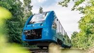 Der weltweit erste Wasserstoffzug verkehrt im Norden Niedersachsens.