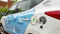 Mobilität mit Wasserstoff im DLR.