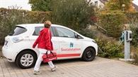Elektrisch unterwegs %2d Sozialstation auf Patiententour