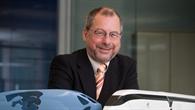 Manager und Möglichmacher: DLR%2dZugforscher Dr. Joachim Winter