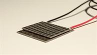 Prototypisches Thermoelektrisches Modul in fahrzeuggerechter Bauweise