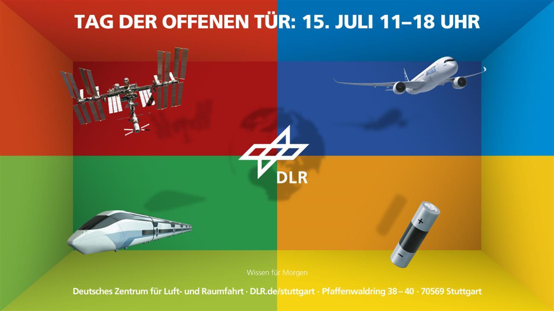 Tage der offenen tür  Tag der offenen Tür DLR Stuttgart