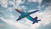 Digitaler Vorentwurf eines Flugzeugs
