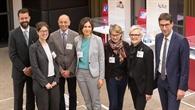 Team des Reallabors Schorndorf bei der Abschlussveranstaltung