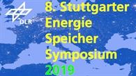 8. Stuttgarter EnergieSpeicherSymposium am 19.+20. März 2019