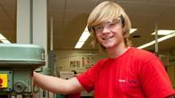 Ferdinand Vogel ist einer der besten Nachwuchs%2dSystemelektroniker Deutschlands