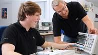 Eine der spannenden Ausbildungsberufe beim DLR Stuttgart: Systemelektroniker/in