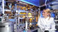 Wasserstoffherstellung %2d per Elektrolyse zum Energiespeicher