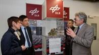 Hightech am DLR%2dStandort Stuttgart: Zukunftsweisende Möglichkeiten der denzentralen Energieerzeugung