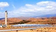 Solarthermisches Turmkraftwerk