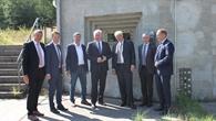 Minister Althusmann besucht DLR%2dStandort Trauen
